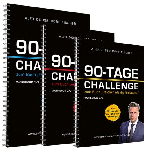 Reicher als die Geissens - 90-Tage-Umsetzungschallenge - Alex Fischer